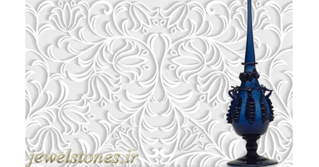 گلاب پاش آبی قاجاری