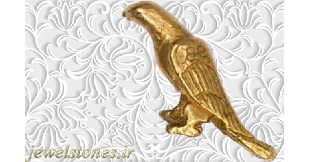 آویز پرنده هخامنشی