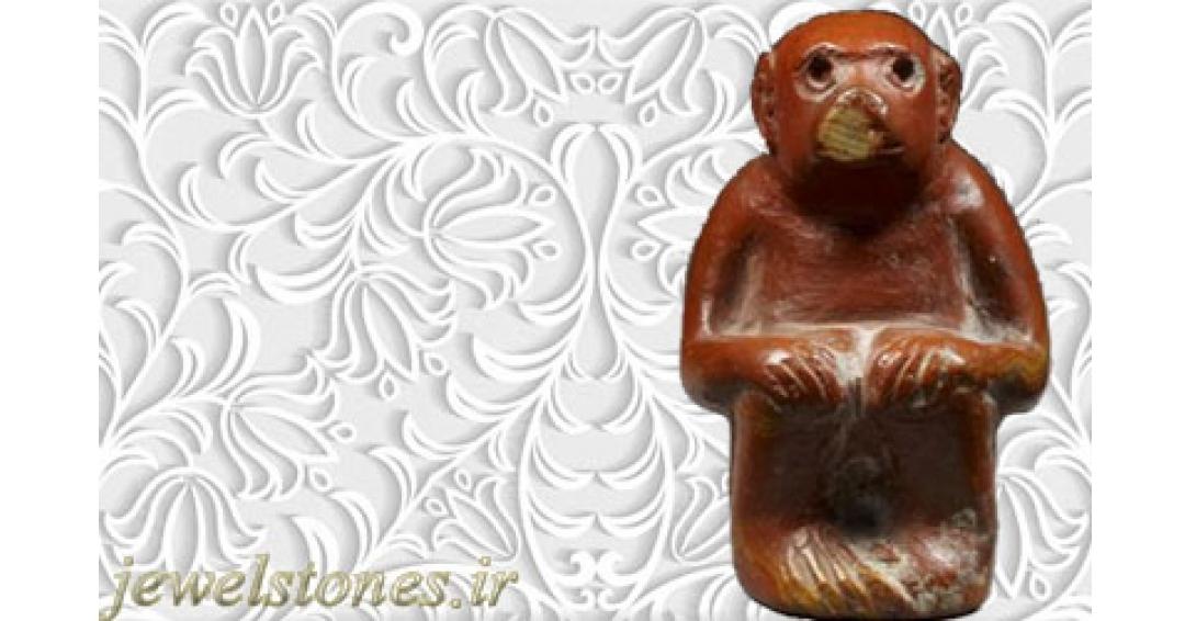 تندیس میمون ایلامی