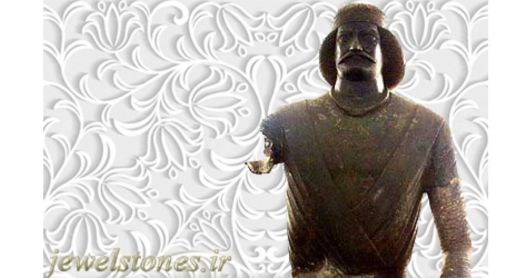 تندیس بزرگزاده اشکانی